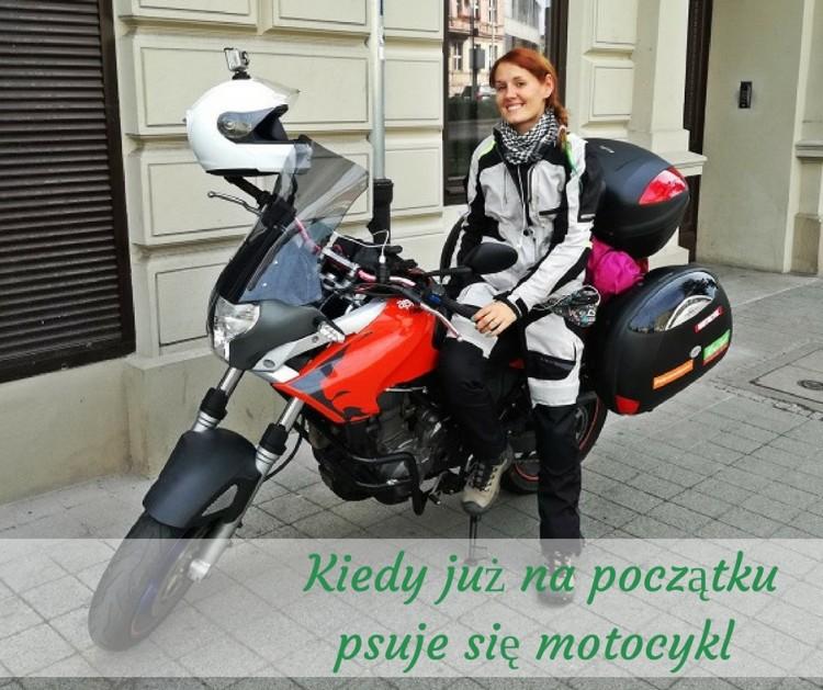 Dodaj pKiedy już na początku psuje się motocykl odtytuł (2)