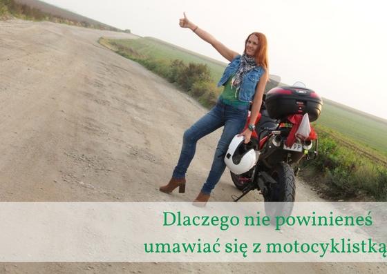 Nie umawiaj się z motocyklistką (2)